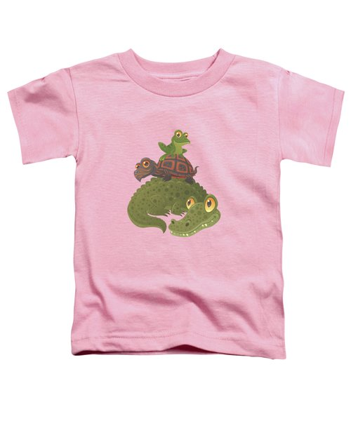 Swamp Squad Toddler T-Shirt