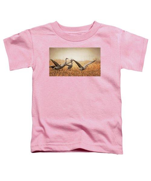 Take Off Toddler T-Shirt