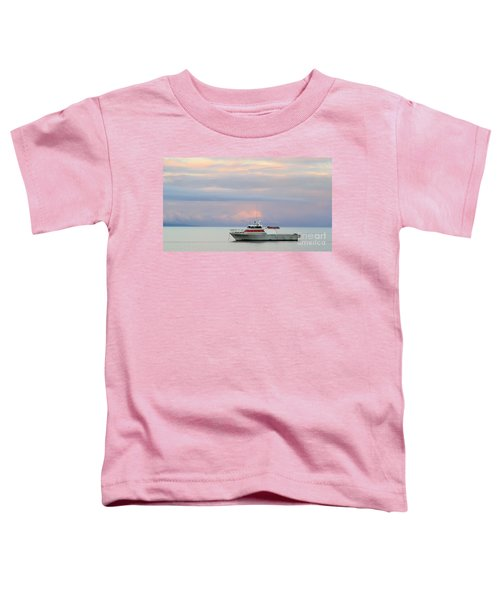Toddler T-Shirt featuring the photograph Tasha's Choice by Stephen Mitchell
