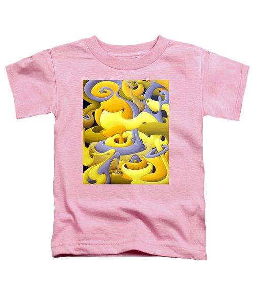 Tawny Transference Of Mojo Toddler T-Shirt