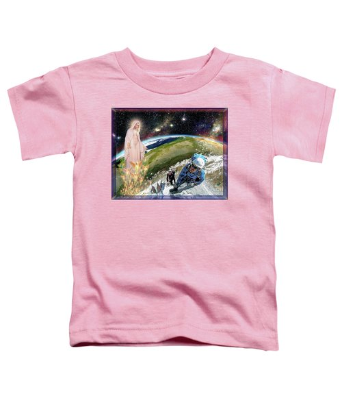 Temptation Of Saint Swarun Toddler T-Shirt