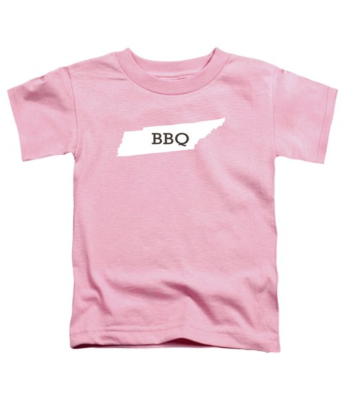 Tennessee Bbq Toddler T-Shirt