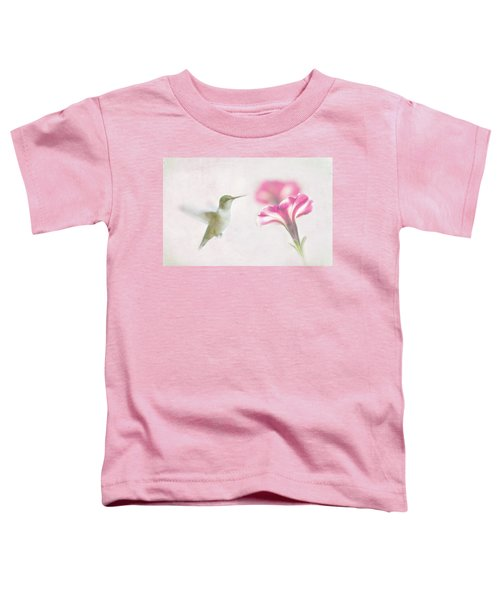 Textured Hummer Toddler T-Shirt