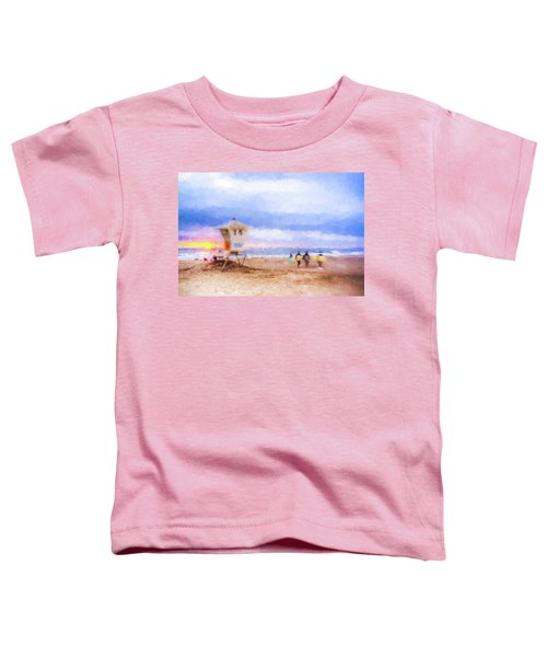 That Was Amazing Watercolor Toddler T-Shirt