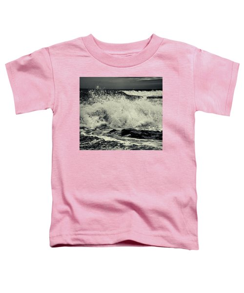 The Angry Sea Toddler T-Shirt