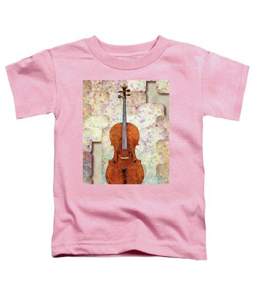 The Artist's Cello Toddler T-Shirt