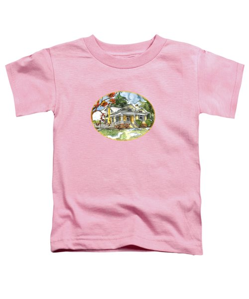 The Autumn House Toddler T-Shirt