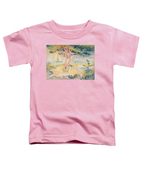 The Beach At St Clair Toddler T-Shirt