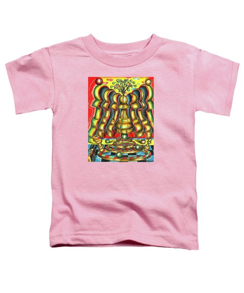 The Birth Of A Strategy Toddler T-Shirt