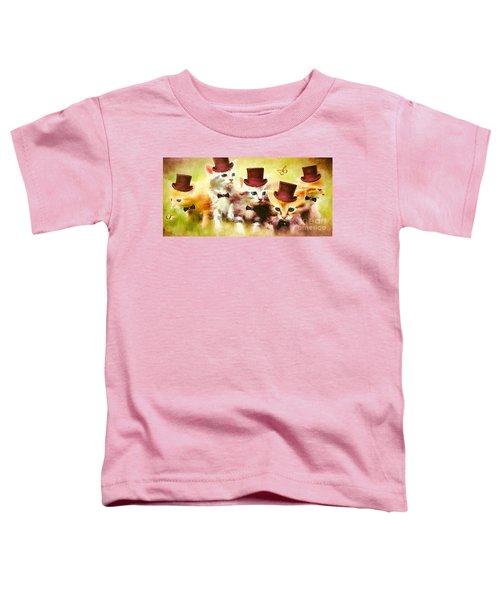 The Boys Club Toddler T-Shirt