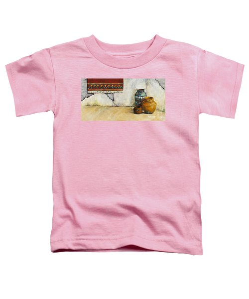 The Clay Pots Toddler T-Shirt