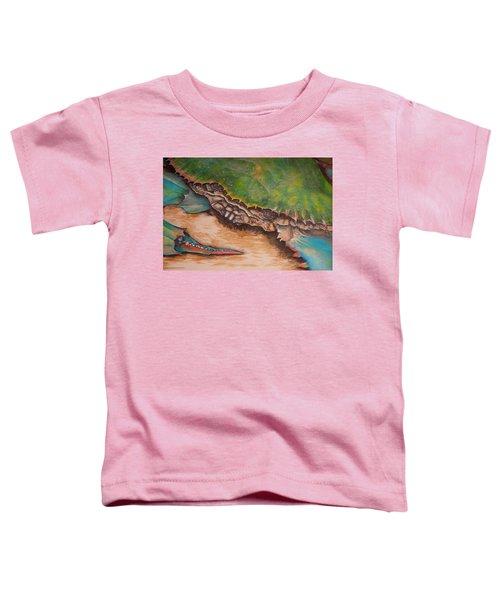 The Crab Toddler T-Shirt