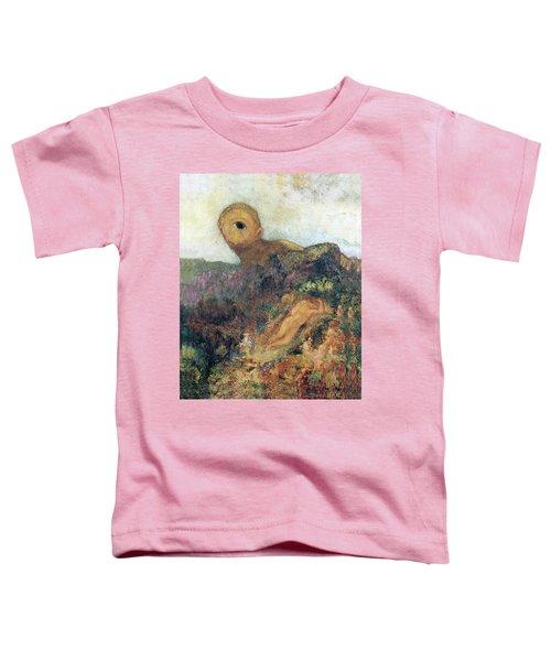 The Cyclops Toddler T-Shirt
