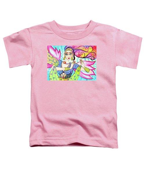 The Dance Of Pari Toddler T-Shirt