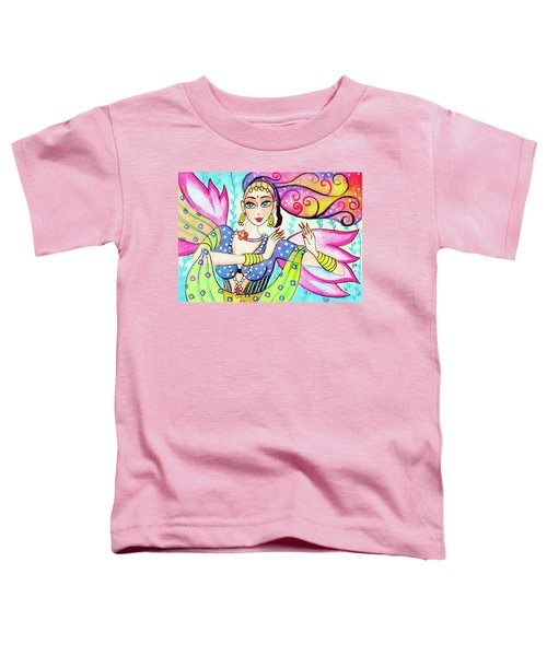 The Dance Of Pari Toddler T-Shirt