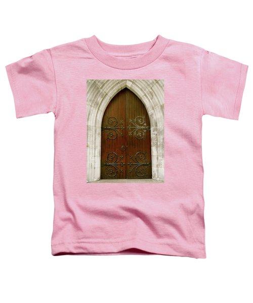 The Door Of Opportunity Toddler T-Shirt