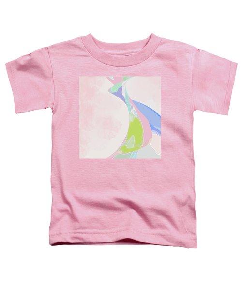 The Edge Of Her Kimono Toddler T-Shirt