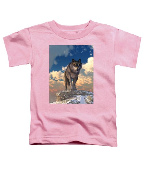 The Eyes Of Winter Toddler T-Shirt
