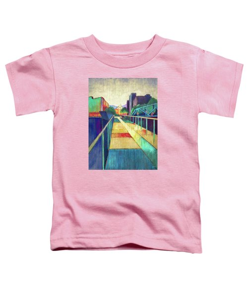 The Glass Bridge Toddler T-Shirt
