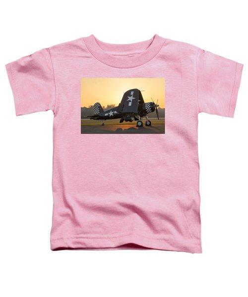 The Gold Standard Toddler T-Shirt