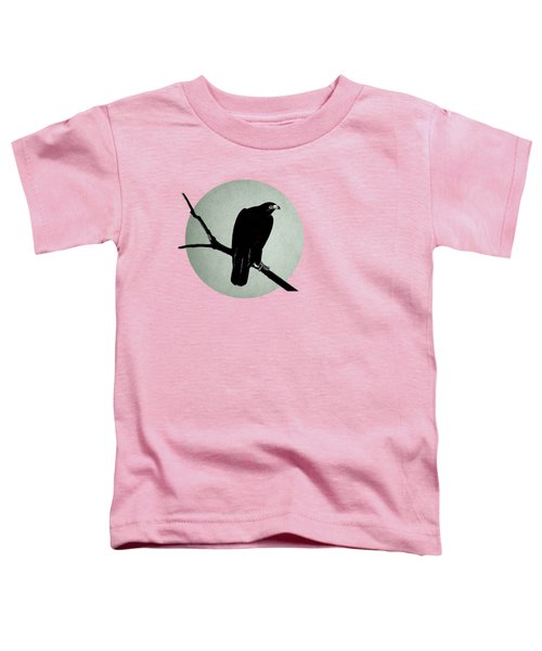 The Hawk Toddler T-Shirt by Mark Rogan