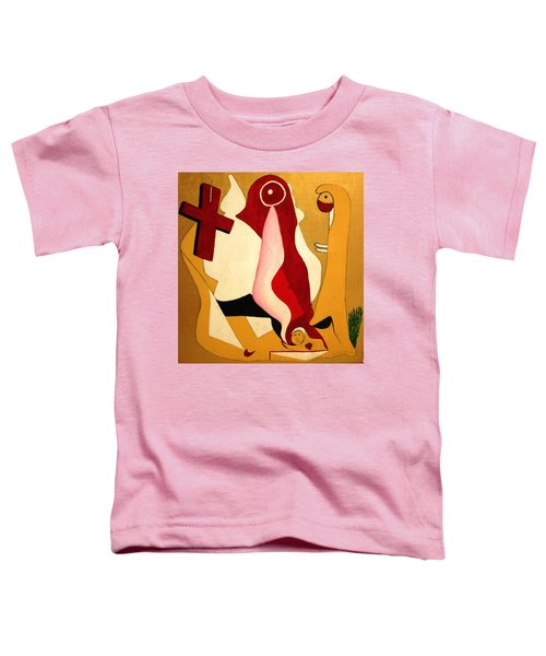 The Holy Trinity Toddler T-Shirt