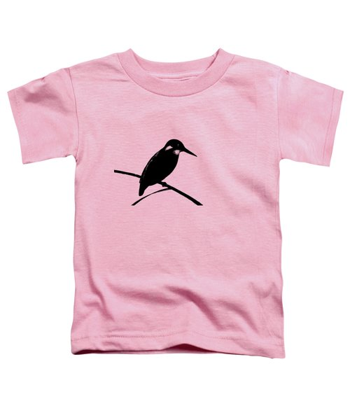 The Kingfisher Toddler T-Shirt by Mark Rogan