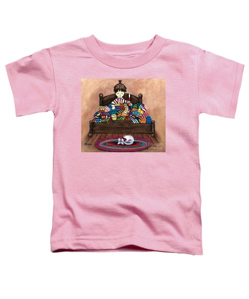 The Land Of Counterpane Toddler T-Shirt