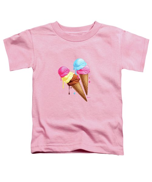 The Last Taste Of Summer Is The Sweetest Toddler T-Shirt