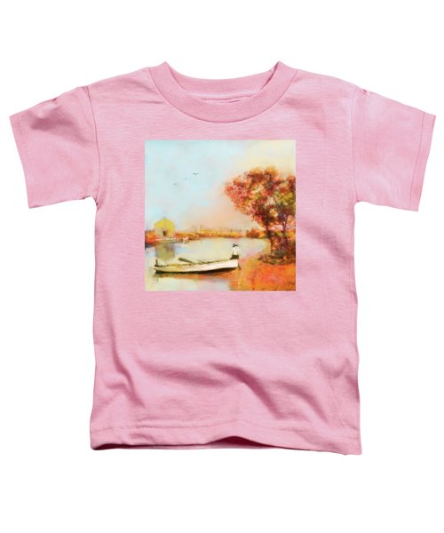The Life Of A Fisherman Toddler T-Shirt