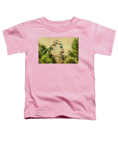 The Lover's Ride Toddler T-Shirt