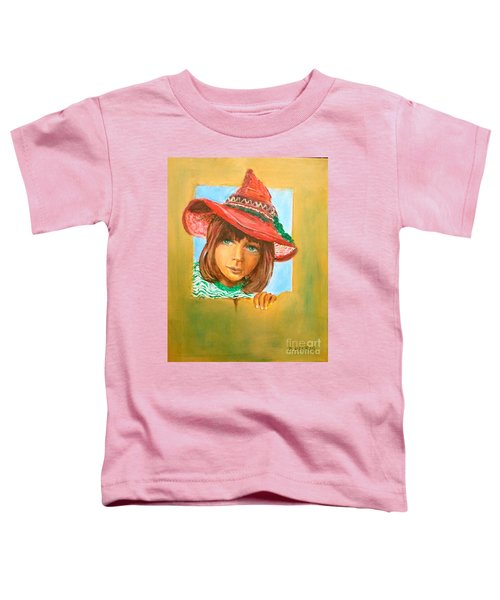 The Mexican Hat Toddler T-Shirt
