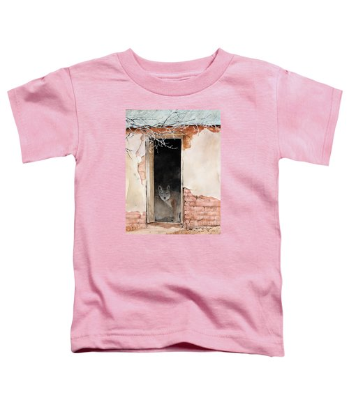 The New Tenent Toddler T-Shirt