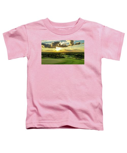 The Ninth Hole II Toddler T-Shirt