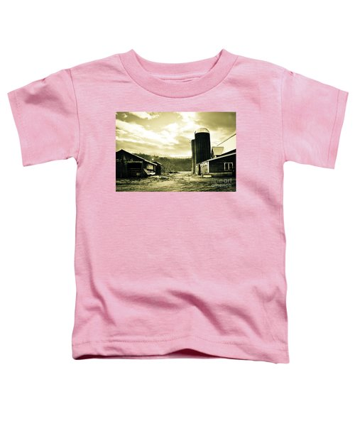 The Old Farm Toddler T-Shirt