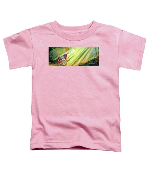 The Race Toddler T-Shirt