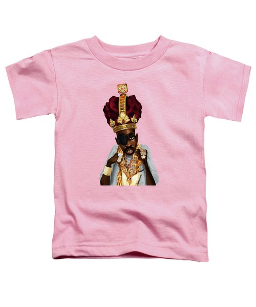 The Rula Toddler T-Shirt by Nelson Dedos Garcia