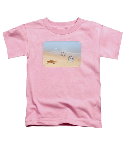 The Sands Of Time Toddler T-Shirt