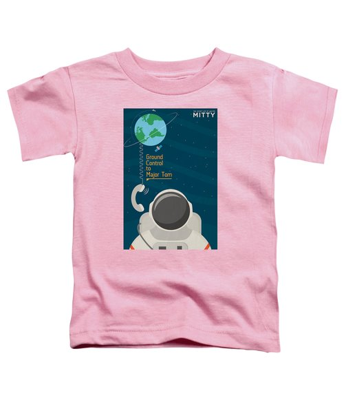 The Secret Life Of Walter Mitty Toddler T-Shirt