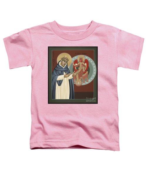 The Silence Of St Thomas Aquinas 097 Toddler T-Shirt