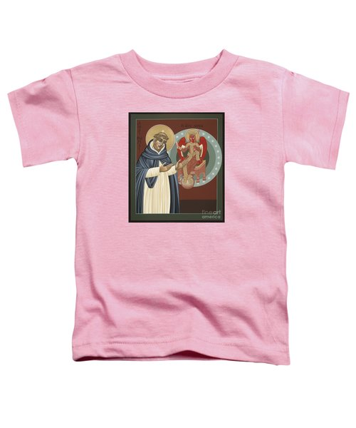 The Silence Of St Thomas Aquinas 097 Toddler T-Shirt