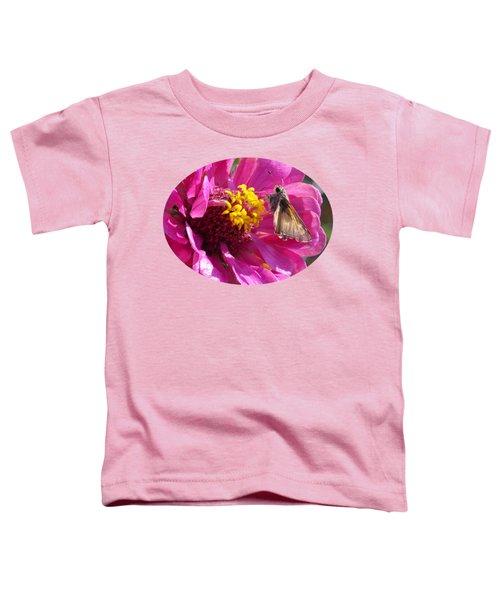 The Skipper's Zinnia Toddler T-Shirt