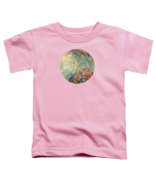 The Sparkle Of Light Toddler T-Shirt