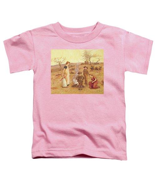 The Stick Fire Toddler T-Shirt