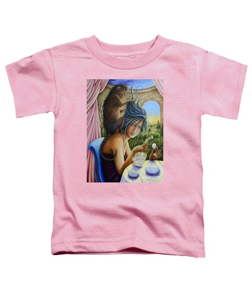 The Stylist Toddler T-Shirt