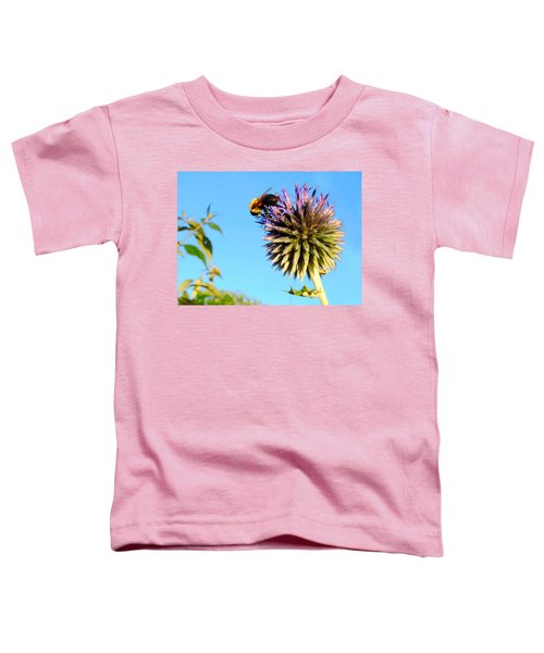The Thistle And The Bee. Toddler T-Shirt