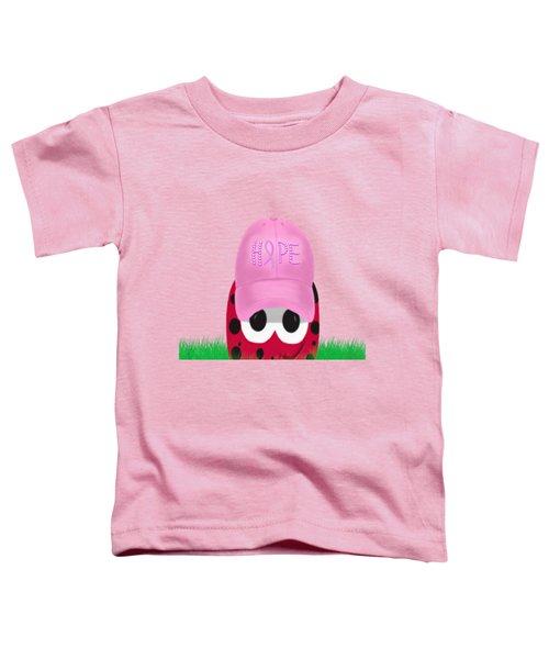 The Warrior Ladybug Toddler T-Shirt