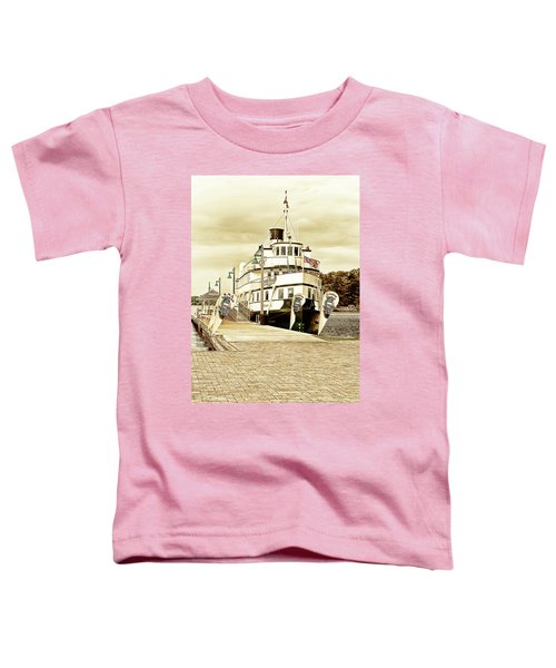 The Wenonah II Toddler T-Shirt