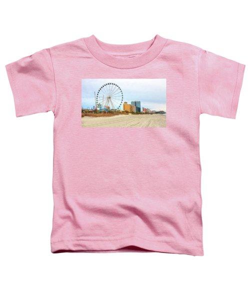 The Wheel Toddler T-Shirt