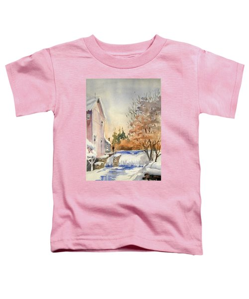 The Winter Mill Toddler T-Shirt